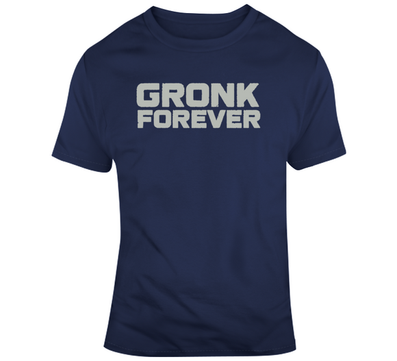 Rob Gronkowski Gronk Forever New England Football Fan T Shirt