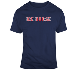 Michael Chavis Ice Horse Boston Baseball Fan T Shirt