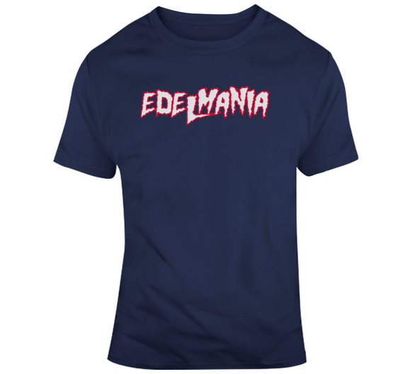 Julian Edelman Edelmania MVP New England Football Fan v4 T Shirt