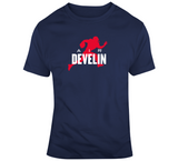 James Develin Air New England Football Fan T Shirt