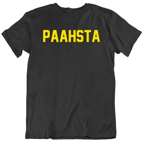 David Pastrnak Paahsta Pasta Boston Hockey Fan T Shirt