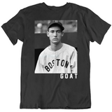 Ted Williams Boston Legend Baseball Fan Goat T Shirt