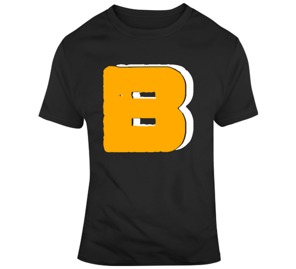 Big Bad Bs Boston Hockey Fan T Shirt