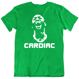 Cardiac Kemba Walker Boston Basketball Fan T Shirt