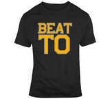 Beat Toronto Boston Hockey Fan v2 T Shirt