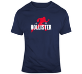 Jacob Hollister Air New England Football Fan T Shirt
