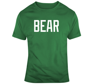 Guerschon Yabusele Bear Boston Basketball Fan T Shirt