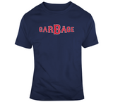 Boston Baseball Fan Garbage  T Shirt