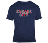 Parade City Boston Baseball Fan T Shirt