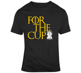 For The Cup Game of Thrones Boston Hockey Fan T Shirt