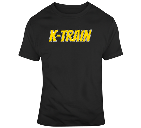 Torey Krug K Train The Hit Boston Hockey Fan T Shirt