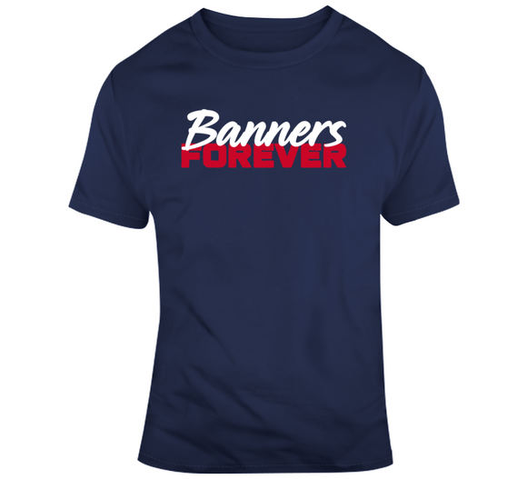 Banners Forever Boston Baseball Fan T Shirt