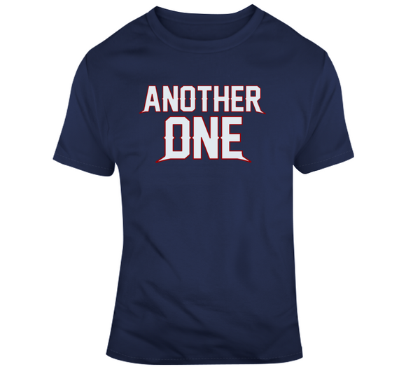 New England Another One Division Champs Football Fan T Shirt