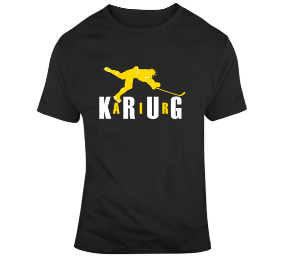 Air Krug Torey Boston Hockey Fan V2 T Shirt