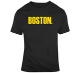Boston Period Boston Hockey Fan T Shirt