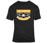 Jake DeBrusk For President Boston Hockey Fan T Shirt