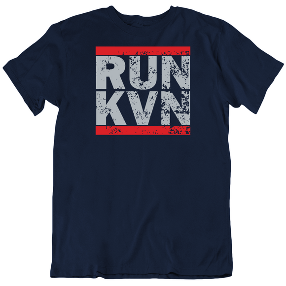 Kyle Van Noy Run Kvn New England Football Fan V2 T Shirt