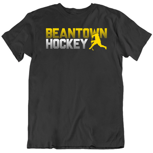Beantown Hockey Boston Hockey Fan T Shirt