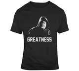 Greatness Bill Belichick Greatest Coach Ever New England Football Fan T Shirt