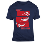 Andrew Benintendi Benny Ballgame Boston Baseball Fan T Shirt