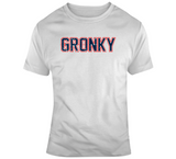 Gronk Gronky New England Football Fan T Shirt