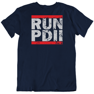 Phillip Dorsett Ii Run Pdii New England Football Fan T Shirt