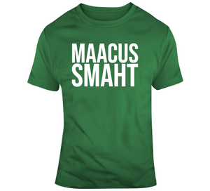 Marcus Smart Maacus Smaht Boston Basketball Fan v2 T Shirt
