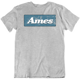 Ames Department Store Retro Distressed T Shirt