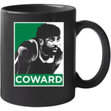 Kyrie Irving Coward Boston Basketball Fan T Shirt