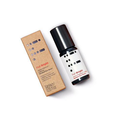 Full Bright renewal eye serum