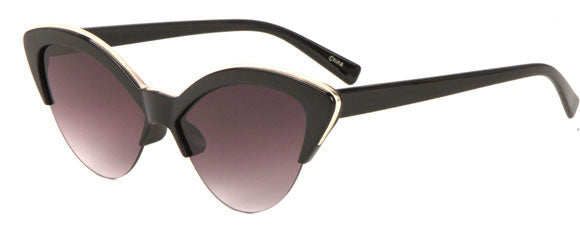 P30302 CAT EYE WOMEN SUNGLASSES