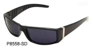 P8558/SD Plain Sunglasses