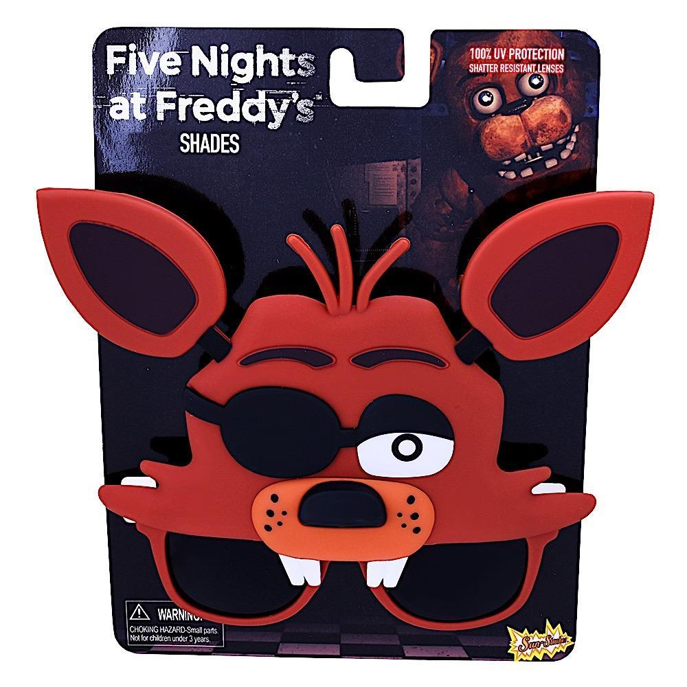 Officially Licensed Freddy Foxy Fox