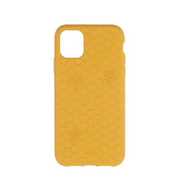 Pela Pro-Honey (Bee Edition) Protective Case iPhone 11 - mobiline.si