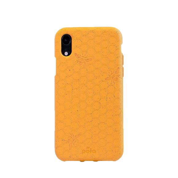 Pela Protective Case iPhone XR-Honey (Bee Edition) - mobiline.si