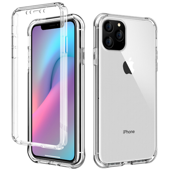 Gel etui ultra tanki 360° prozorni za Apple iPhone 11 Pro Max (6.5