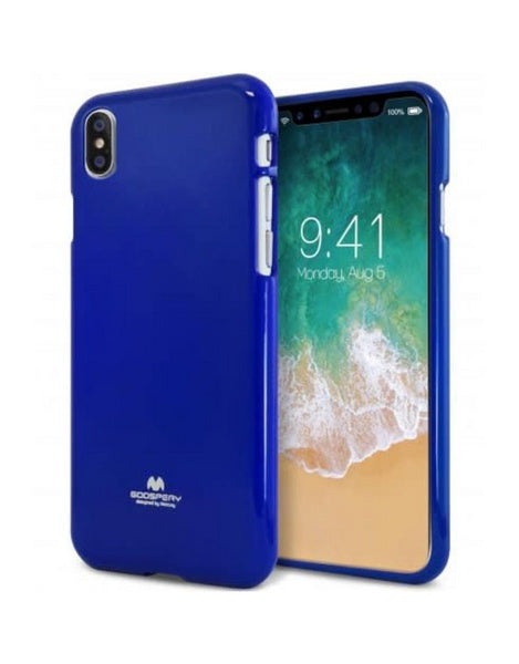 Mercury Jelly Case modri za Apple iPhone XR (6.1
