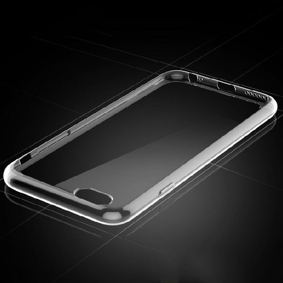 Gel etui ultra tanki 0_3mm prozorni za Apple iPhone 5 5S SE - mobiline.si