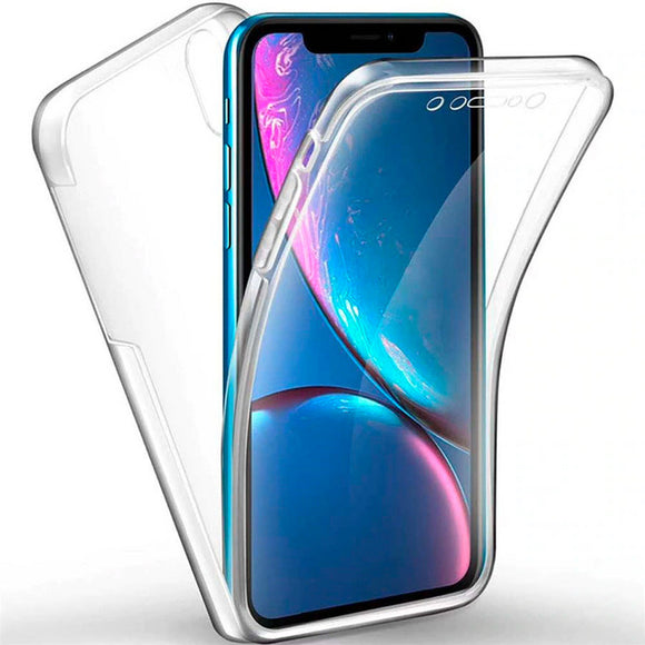360° zaščitni ovitek (PC+TPU) za Apple iPhone XR (6.1