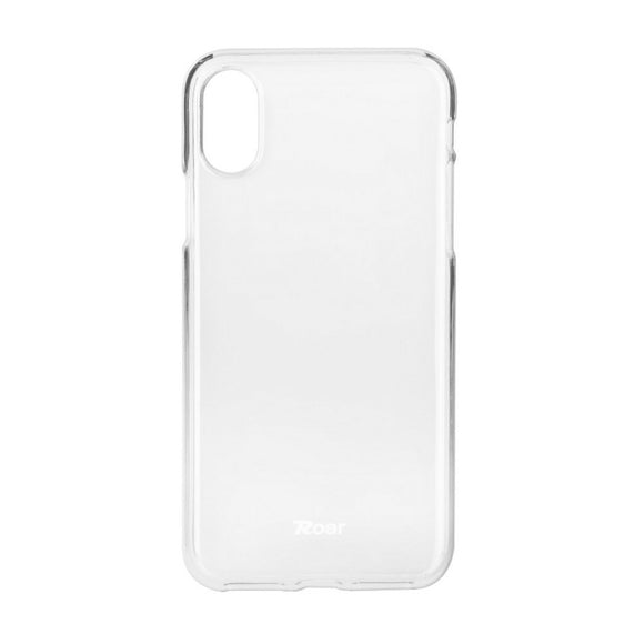 Roar Jelly Case prozorni za Apple iPhone X XS (5.8