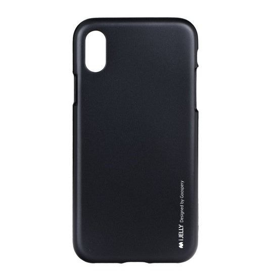 Mercury i-Jelly Case črni za Apple iPhone XS Max (6.5