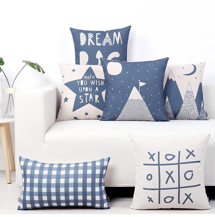 Dream Big-Cushion Cover
