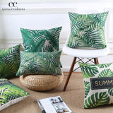 Summer Jungle-Cushion Cover