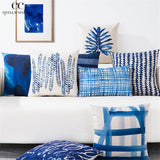 Mykonos Vibes-Cushion Cover