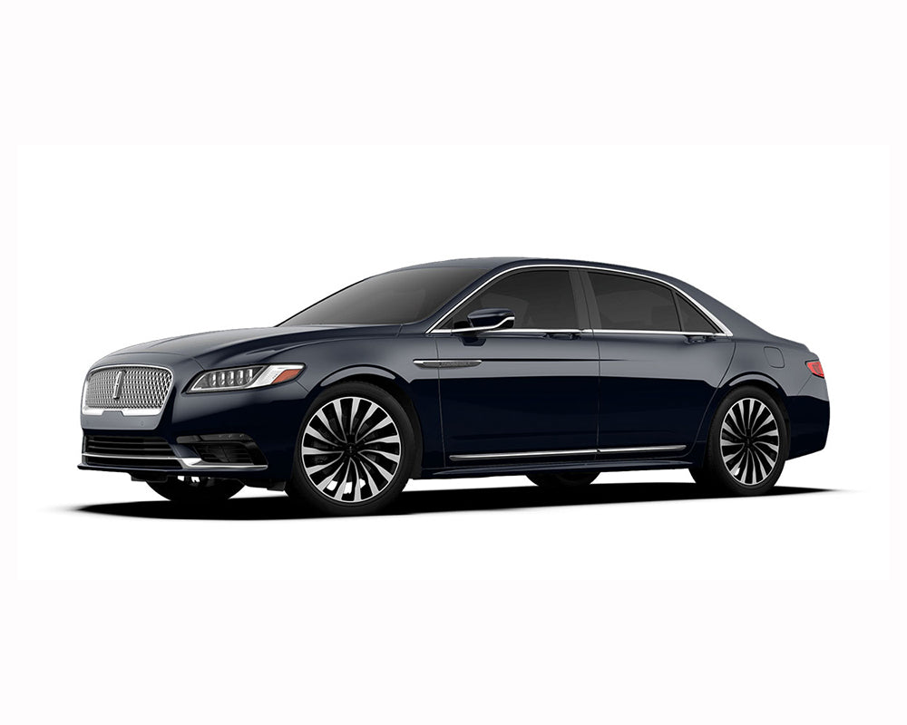 Lincoln Continental | Sedan | Town Car | 3 Passengers