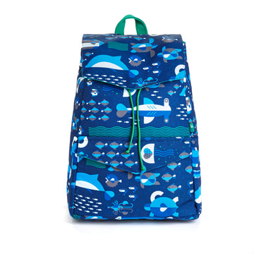 Save Our Oceans Backpack