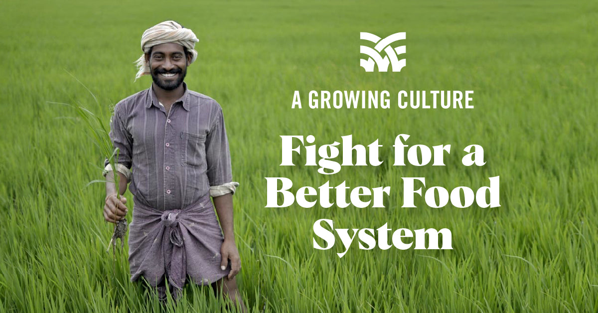 Fighting for a Better Food System