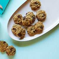 Boosted Oatmeal Cookies Recipe