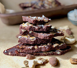 Cacao Butter Bark