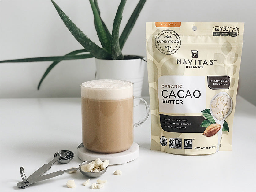 3 Things to Know About Cacao Butter (and How to Use it!)